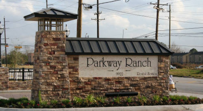 Parkway Ranch Sign